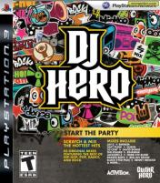 Cover DJ Hero