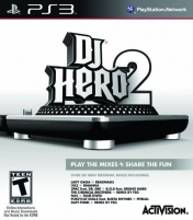 Cover DJ Hero 2 (PS3)