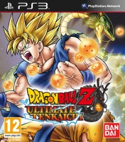 Cover Dragon Ball Z: Ultimate Tenkaichi