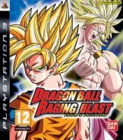 Cover Dragon Ball Raging Blast