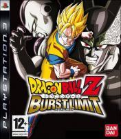 Cover Dragon Ball Z: Burst Limit