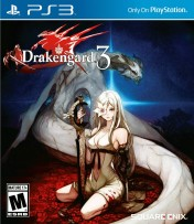Cover Drakengard 3 (PS3)