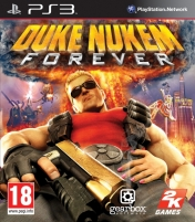 Cover Duke Nukem Forever