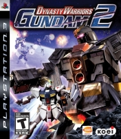 Cover Dynasty Warriors: Gundam 2