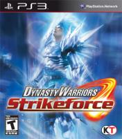 Cover Dynasty Warriors: Strikeforce