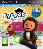 Cover EyePet Move Edition