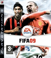 Cover FIFA 09 (PS3)
