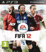 Cover FIFA 12 (PS3)