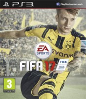 Cover FIFA 17 (PS3)