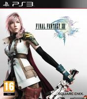 Cover Final Fantasy XIII