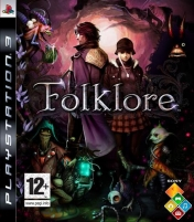 Cover Folklore (PS3)