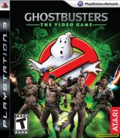 Cover Ghostbusters: The Video Game