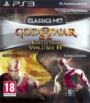 Cover God of War Collection Volume II