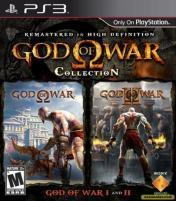 Cover God of War Collection