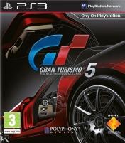 Cover Gran Turismo 5 (GT 5)