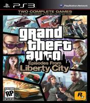 Cover Grand Theft Auto IV: Episodes From Liberty City