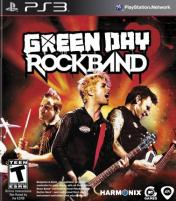 Cover Green Day: Rock Band