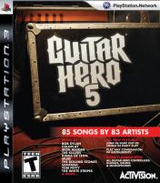 Cover Guitar Hero 5