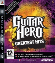 Cover Guitar Hero: Greatest Hits (PS3)