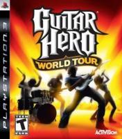 Cover Guitar Hero: World Tour