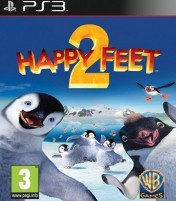Cover Happy Feet Two: The Videogame