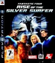 Cover I Fantastici 4 e Silver Surfer