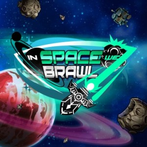 Cover In Space We Brawl