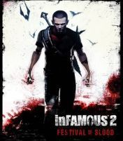 Cover inFAMOUS: Festival of Blood