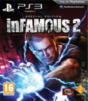 Cover inFAMOUS 2