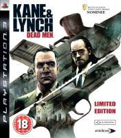 Cover Kane & Lynch: Dead Men (PS3)