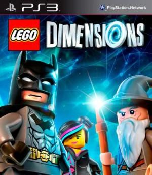 Cover LEGO Dimensions