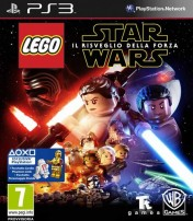 Cover LEGO Star Wars: The Force Awakens (PS3)