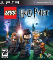 Cover LEGO Harry Potter: Anni 1-4 (PS3)