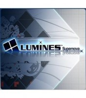 Cover Lumines Supernova