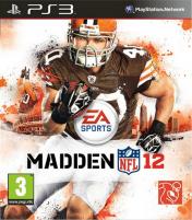 Cover Madden NFL 12