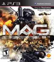 Cover MAG: Massive Action Game