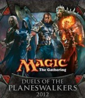 Cover Magic: The Gathering - Duels of the Planeswalkers 2012