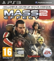 Cover Mass Effect 2 (PS3)