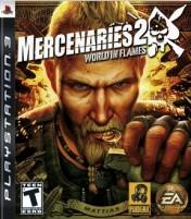 Cover Mercenaries 2: Inferno di Fuoco