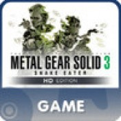 Cover Metal Gear Solid 3: Snake Eater HD Edition