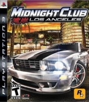 Cover Midnight Club: Los Angeles