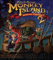 Cover Monkey Island 2 Special Edition: Le Chuck's Revenge (PS3)