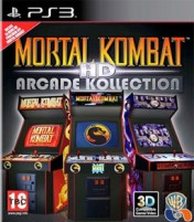 Cover Mortal Kombat Arcade Kollection