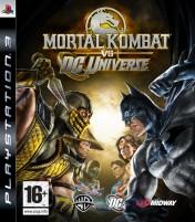 Cover Mortal Kombat vs. DC Universe