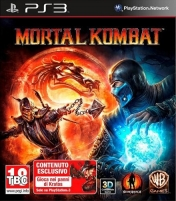 Cover Mortal Kombat (PS3)