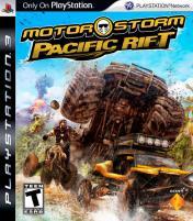 Cover MotorStorm: Pacific Rift