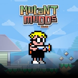 Cover Mutant Mudds Deluxe