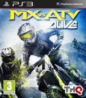 Cover MX vs. ATV Alive