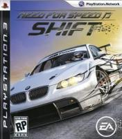 Cover Need for Speed: Shift (PS3)