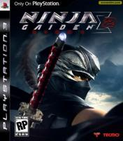 Cover Ninja Gaiden Sigma 2 (PS3)